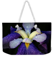 Drenched Weekender Tote Bag by Deborah  Crew-Johnson