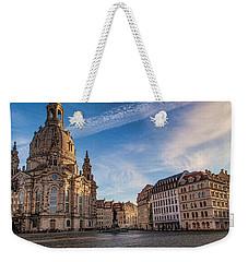 Dresden Frauenkirche Weekender Tote Bag