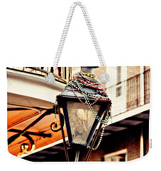 Dressed For The Party Weekender Tote Bag by Scott Pellegrin
