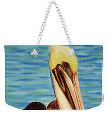 Driftin' Along Weekender Tote Bag
