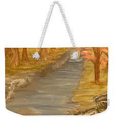 Drifting Away Weekender Tote Bag