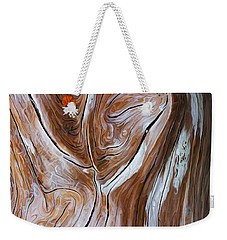 Weekender Tote Bag featuring the photograph Driftwood 6 by ABeautifulSky Photography
