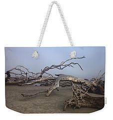 Driftwood Trees On Jekyll Island Weekender Tote Bag