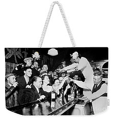 Drink Up Weekender Tote Bag by Jon Neidert