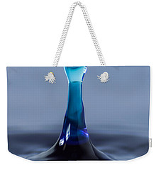 Weekender Tote Bag featuring the photograph Drip by Patrick Shupert