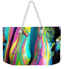 Dripping Paint #3 Weekender Tote Bag