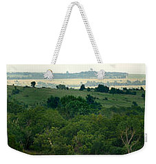 Drive The Flint Hills Weekender Tote Bag