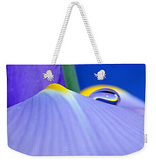 Drop Of Spring Weekender Tote Bag