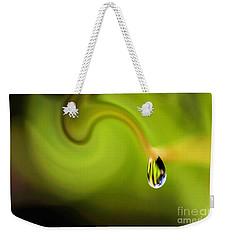 Droplet Ready To Drip Weekender Tote Bag