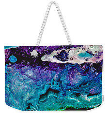 Drops Of Jupiter Weekender Tote Bag by M West
