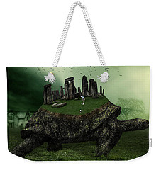 Druid Golf Weekender Tote Bag