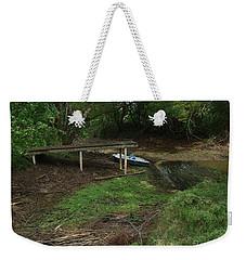 Dry Docked Weekender Tote Bag by Peter Piatt