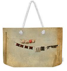Drying Weekender Tote Bag