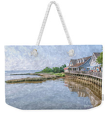 Duck Shops Outer Banks Weekender Tote Bag