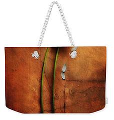 Duet Weekender Tote Bag