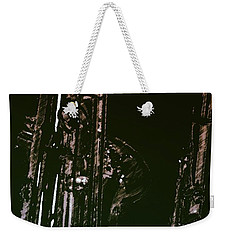 Weekender Tote Bag featuring the photograph Duet by Photographic Arts And Design Studio