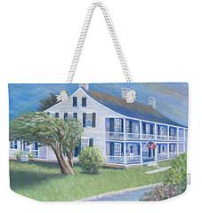 Duncan House In Beaufort Nc Weekender Tote Bag