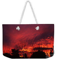 Dundee Sunset Weekender Tote Bag