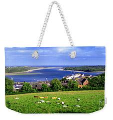 Dundrum Bay In County Down Ireland Weekender Tote Bag by Nina Ficur Feenan