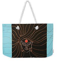 Maa Kali II Weekender Tote Bag by Kruti Shah