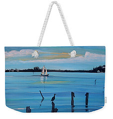 Dusk Approaching  Weekender Tote Bag