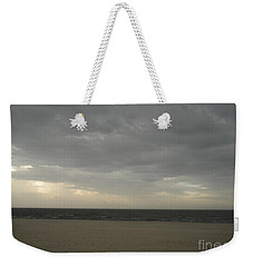 Dusk Beach Walk  Weekender Tote Bag