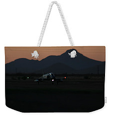 Dusk Return Weekender Tote Bag
