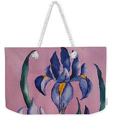 Dutch Irises Weekender Tote Bag