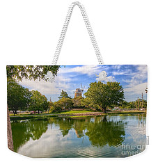 Dutch Mill  Weekender Tote Bag