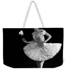 Dying Swan 3. Weekender Tote Bag