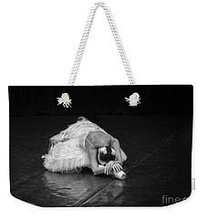 Dying Swan 4. Weekender Tote Bag