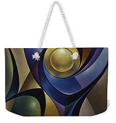 Dynamic Chalice Weekender Tote Bag
