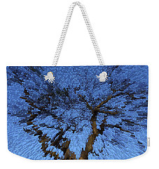 Dynamic Dawn Weekender Tote Bag