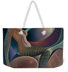Dynamic Queen 6 Weekender Tote Bag