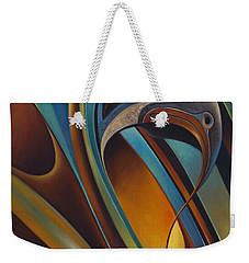 Dynamic Series #17 Weekender Tote Bag