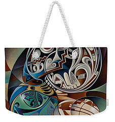 Dynamic Still Il Weekender Tote Bag