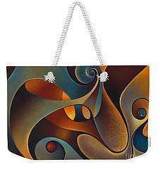 Dynmaic Series #14 Weekender Tote Bag