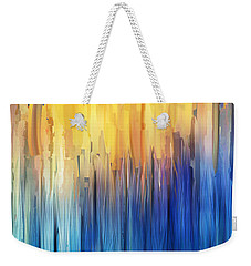 Each Day Anew Weekender Tote Bag
