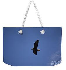 Eagle 1 Weekender Tote Bag