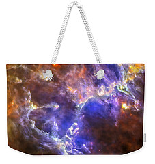 Eagle Nebula Weekender Tote Bag by Adam Romanowicz