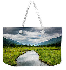 Eagle River Nature Center Weekender Tote Bag