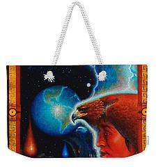 Eagle's Roost Weekender Tote Bag
