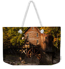 Early Autumn At Glade Creek Grist Mill Weekender Tote Bag