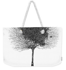 Early December Weekender Tote Bag