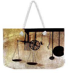 Early Kitchen Tools Weekender Tote Bag