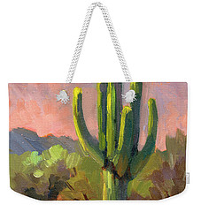 Early Light Weekender Tote Bag