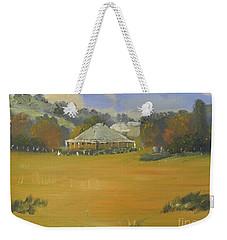 Early Morning At Sofala Weekender Tote Bag
