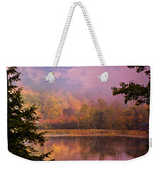 Early Morning Beauty Weekender Tote Bag by Sherman Perry