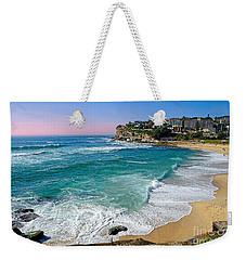Early Morning Bronte Beach By Kaye Menner Weekender Tote Bag