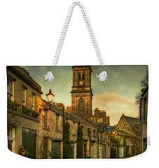 Early Morning Edinburgh Weekender Tote Bag